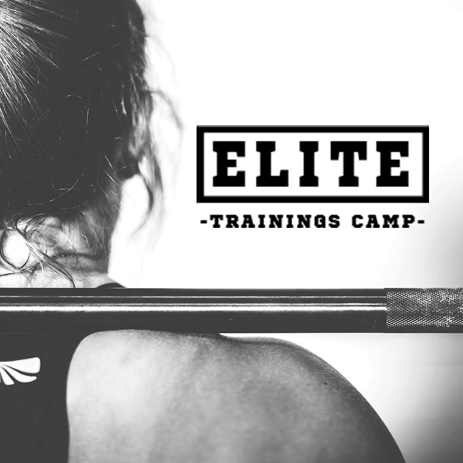ELITE Trainingscamp Logodesign
